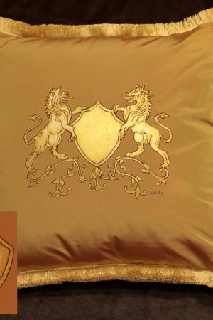 Pillow Lion 1105 – BG